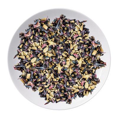 Sweet & Sour Premium Organic Hibiscus and Cinnamon Tea
