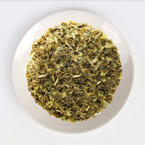 Organic Dehydrated Curry Leaves - Tea Bag Cut